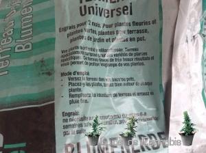terreau universel pour cannabis